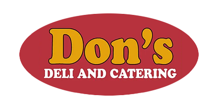 Don's Deli and Catering logo
