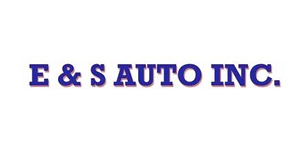 E & S Auto Inc. logo