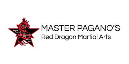 Master Pagano's Red Dragon Martial Arts logo