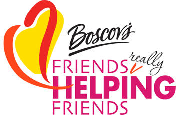 Friends of the Upper Chichester Library: Boscov's Friends Helping Friends fundraiser