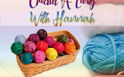 Wool Gatherers Virtual Crochet Classes with Hannah – Crochet – To – Go